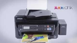 Multifuncional Epson EcoTank L565