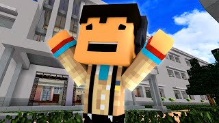 getlinkyoutube.com-YANDERE - KILLING BEST FRIEND! (Minecraft Roleplay) #11