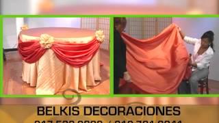 getlinkyoutube.com-Decorando con Belkys, decoracion de mesa para eventos