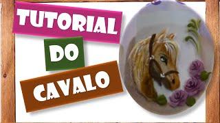 getlinkyoutube.com-tutorial do cavalo e da flor virada