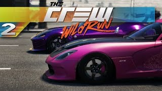 The Crew Wild Run || 2 || Drag Racing Competition