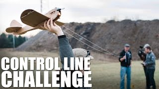 getlinkyoutube.com-Control Line Challenge | Flite Test