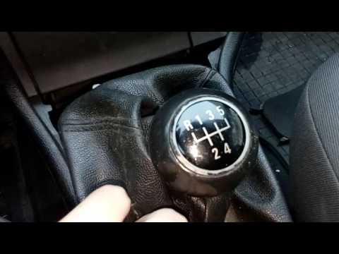 Боремся с люфтом кулисы МКПП Opel astra.