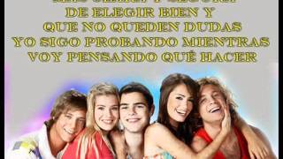 Cual - Casi Angeles 3 / Teen Angels + Letra