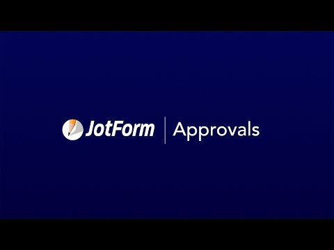 Approvals by JotForm