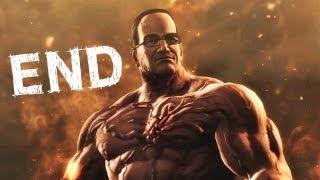 getlinkyoutube.com-Metal Gear Rising Revengeance Ending / Final Boss - Senator Armstrong - Gameplay Walkthrough Part 21
