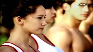 [HD 720p] SNSD + 2PM - Cabi Song MV (Caribbean Bay)