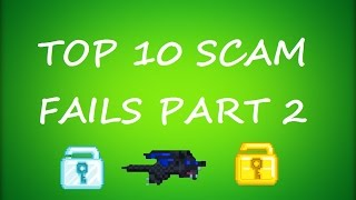 getlinkyoutube.com-Growtopia | TOP 10 SCAM FAILS! (PART 2)