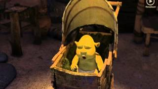 getlinkyoutube.com-Shrek 3 - Koszmar Shrek'a