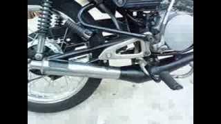 getlinkyoutube.com-Yamaha RD 135 com escape Gemoto  Itapetininga