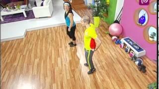 الرياضة - رقص وتمارين كارديو لحرق السعرات الحرارية