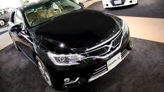 getlinkyoutube.com-2014 TOYOTA MARK X PREMIUM 2WD