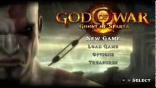 getlinkyoutube.com-God of War Ghost of Sparta HACK orbes infinitos