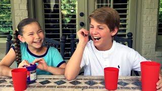 getlinkyoutube.com-Bean Boozled Challenge!  (MattyBRaps & Olivia Haschak)