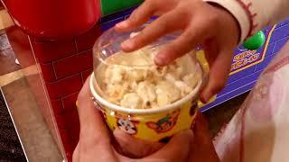 getlinkyoutube.com-アンパンマン ポップコーンこうじょう 作ってたべるよー アニメ Anpanman popcorn machine japan anime game