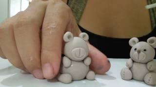 Modelado de ursinho