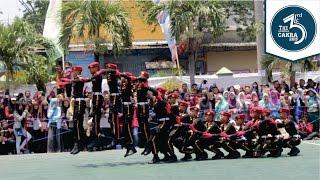 PASKIBRA SMKP INDOBARUNA SBY (DOBARKIBRA) @ CAKRA 2K15