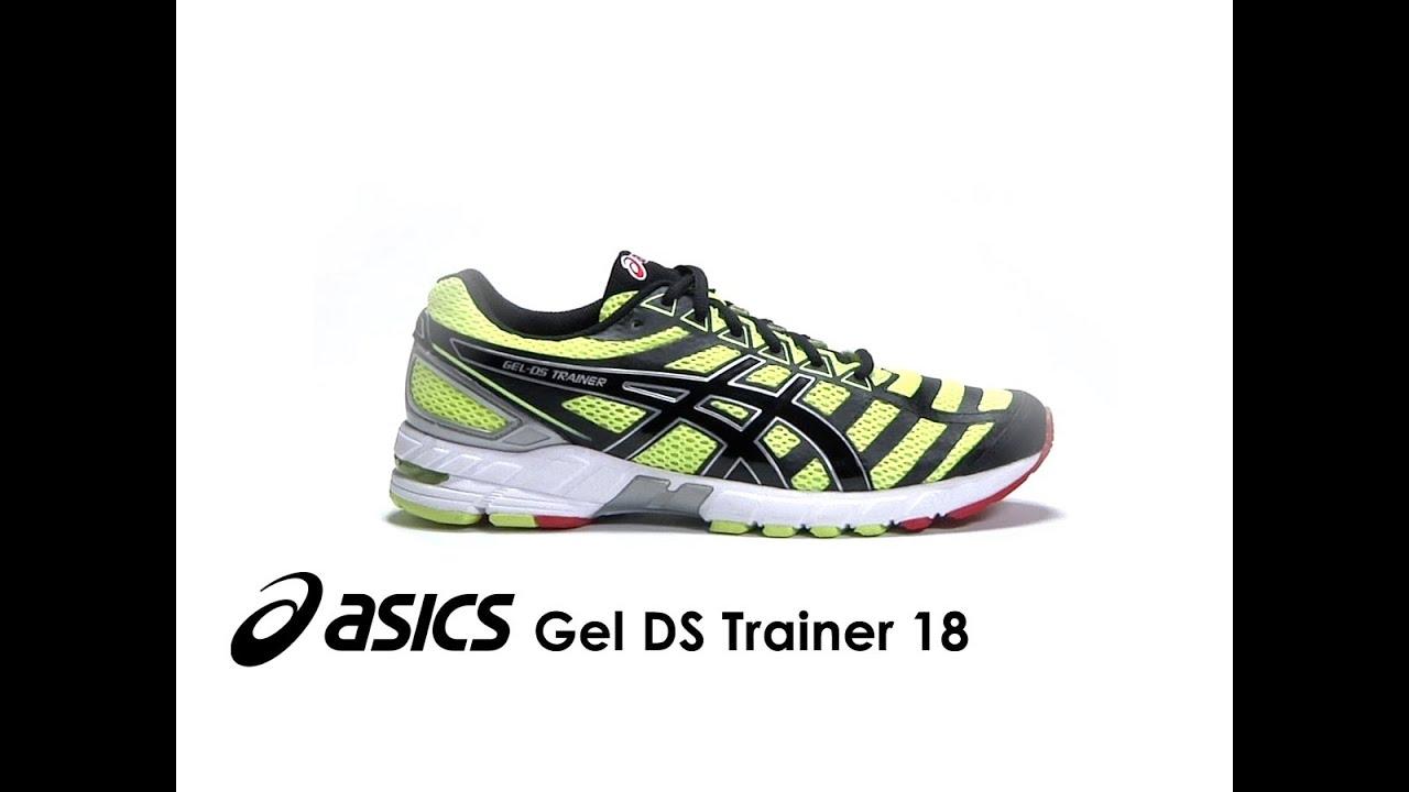 Asics DS Trainer - nyhet och nostalgi! -Jesper Lövkvist