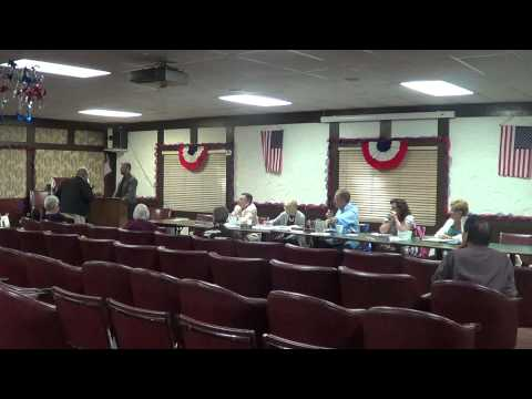 5/20/13 International Village Board of Directors meeting Pt 8