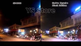 getlinkyoutube.com-GoPro Hero 3+ Black Edition V.S. SJ4000 New Chipset ( Day & Night )