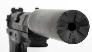 getlinkyoutube.com-The best .22LR suppressor out! Silencerco Sparrow