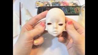 getlinkyoutube.com-Faceup - How to make freckles