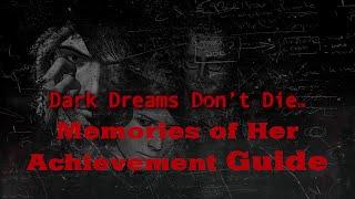 "getlinkyoutube.com-D4: Dark Dreams Dont Die - ""Memories of Her"" achievement guide"
