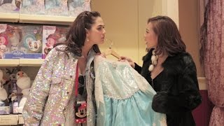 getlinkyoutube.com-The Ultimate Frozen Party - ชมพู่ อารยาVSคริส หอวัง: ประลองนักช๊อป แอนด์ ช๊อป แอนด์ ช๊อป