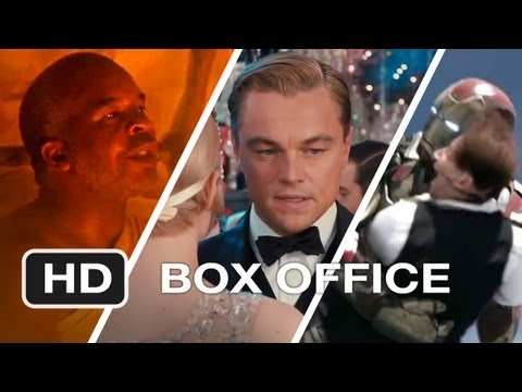 Weekend Box Office - May 10-12 2013 - Studio Earnings Report HD