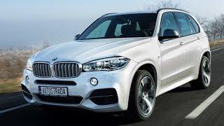 getlinkyoutube.com-BMW X5 2014 M50d Test Drive AutoStrada.MD