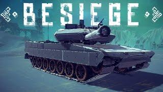 getlinkyoutube.com-Besiege Best Creations - The BEST Rock Crawler, Smallest & Largest Plane & More! Besiege Highlights