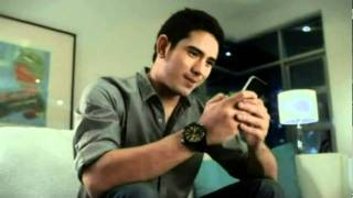 Maybelline Commercial w/  Gerald Anderson width=