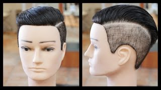 getlinkyoutube.com-Cristiano Ronaldo UPDATED Haircut - TheSalonGuy
