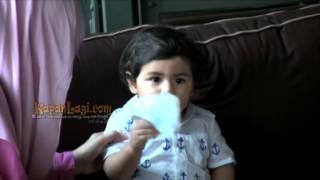 getlinkyoutube.com-Masih Satu Tahun, Putra Carissa Putri Sudah Trendi