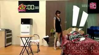 getlinkyoutube.com-SNSD Waking up your husband   Sooyoung