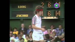 getlinkyoutube.com-One of the greatest? Borg v McEnroe Wimbledon Final 1980