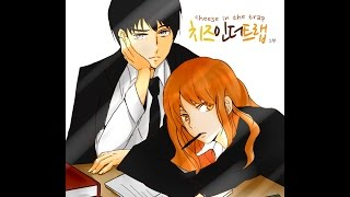 getlinkyoutube.com-【Speedpaint】Fanart ~ Sul and Jung (Cheese in the Trap)『Paint Tool Sai』