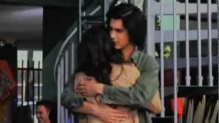 Victoria is the smile on Avan's face