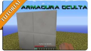 getlinkyoutube.com-ARMADURA OCULTA EN LA PARED (Minecraft 1.8) GRACIAS POR EL APOYO
