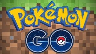 getlinkyoutube.com-Pokémon GO vs. Minecraft