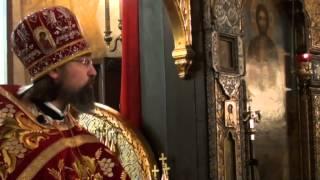 Проповедь архимандрита Филиппа в Неделю Антипасхи