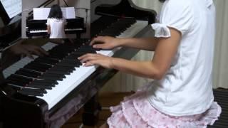 getlinkyoutube.com-NHK朝ドラ 『花子とアン』主題歌 にじいろ / 絢香 (ピアノ・ソロ)