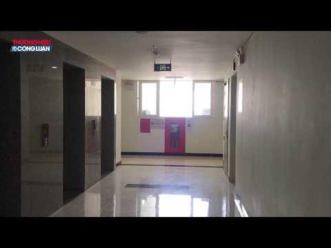 Chung cư COWA 199 Hồ Tùng Mậu: Dân bức xúc treo băng rôn phản đối biến căn hộ thành văn phòng