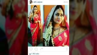getlinkyoutube.com-Foto Foto Instagram Natkhat Peri 《Aditi Sajwan》