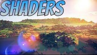 getlinkyoutube.com-Como Baixar e Instalar Shaders Para Minecraft PE 13.0!!!