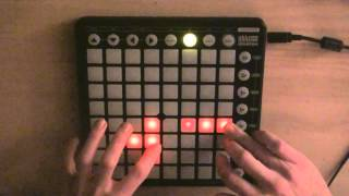 getlinkyoutube.com-Skrillex - First of the Year (Equinox) Launchpad Cover