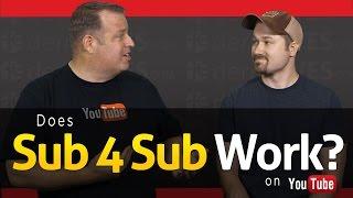 getlinkyoutube.com-Does Sub for Sub on YouTube Actually Work? - Sub 4 Sub