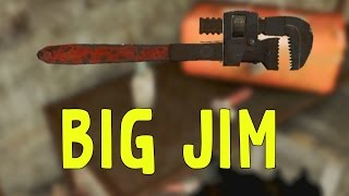 getlinkyoutube.com-Fallout 4: Unique/Rare Weapon - BIG JIM! (Rare melee Location)