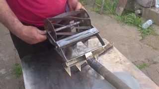 getlinkyoutube.com-Rucna tanjir freza RTF-250