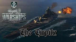 getlinkyoutube.com-World of Warships - The Tirpitz!